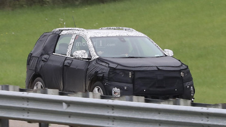 2018 Chevrolet Equinox spied with RHD