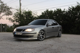 I Bought a $6,000 Saab 9-3 With 112,000 Miles and A Bunch of Mods