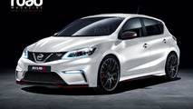 Nissan Pulsar Nismo RS render