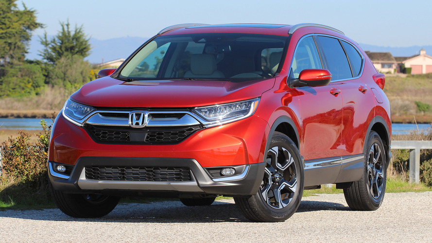 The most expensive 2017 Honda CR-V is $42,851