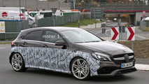 Mercedes-AMG seems to be cooking hotter A45