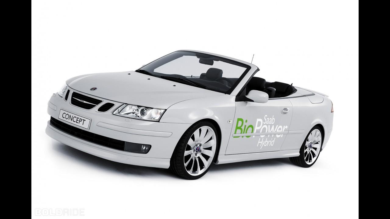 Saab BioHybrid Concept