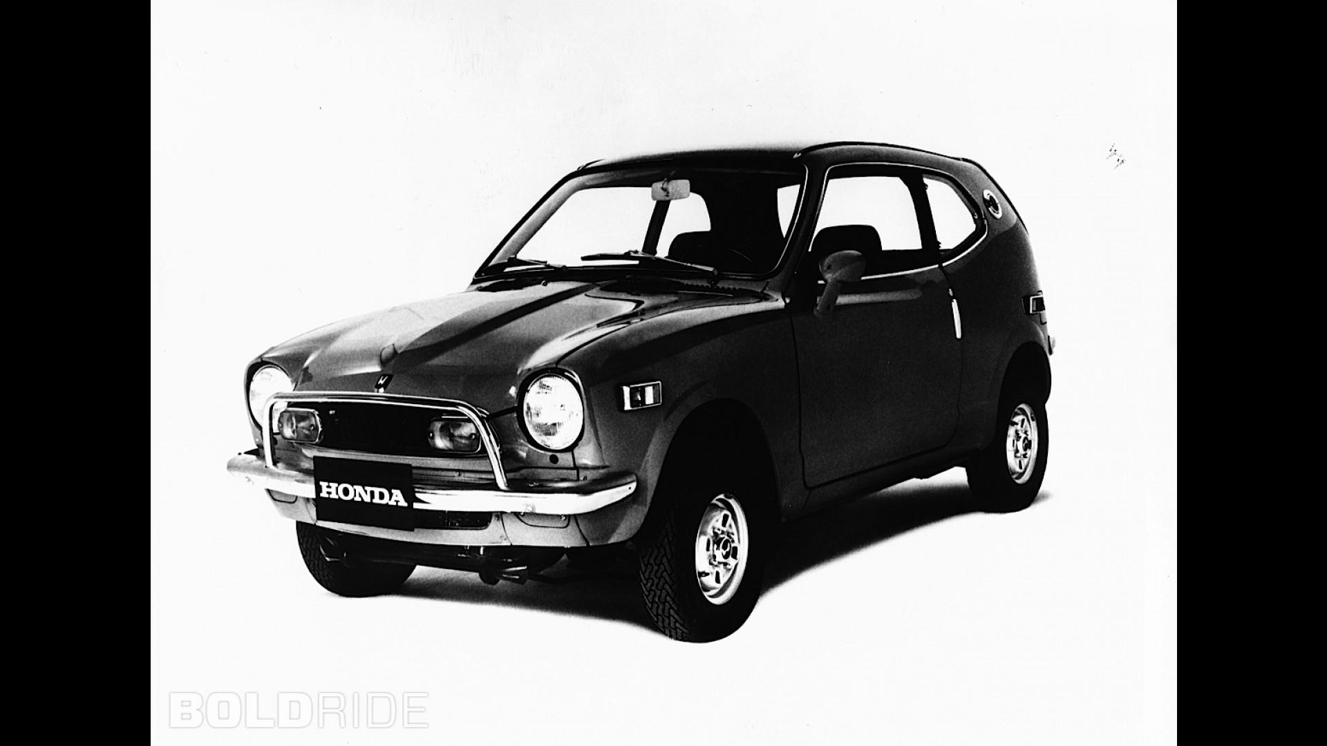 Honda AZ600