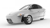 Elio Motors prototype