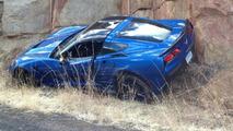 First Chevrolet Corvette C7 crash occurs in Arizona