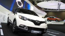 Renault-Samsung QM3 capturs attention in Seoul