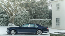 2013 Bentley Mulsanne 22.1.2013