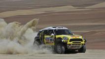 MINI at the 2013 Dakar Rally - low res - 20.1.2013