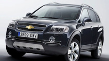 Chevrolet Captiva Sport Edition
