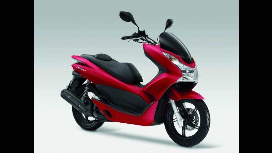 Segredo: Novo Scooter da Honda, PCX 150 terá preço na faixa dos R$ 9 mil