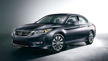 2013 Honda Accord revealed in first official pictures