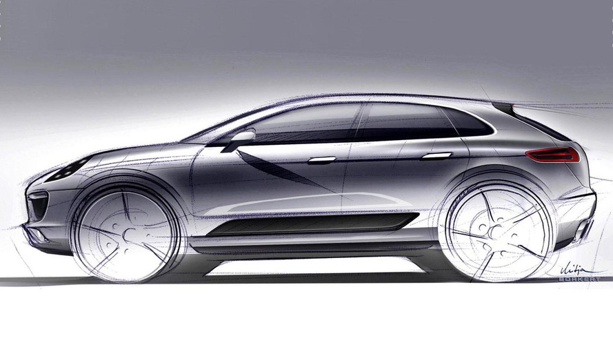 Porsche Macan Turbo to have 370 hp - report
