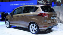 Ford B-Max production version live in Geneva 06.03.2012