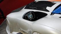 Valmet Dawn EV concept demonstrator live in Geneva 07.03.2012