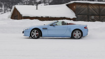 Aston Martin on Ice event - 23.12.2011