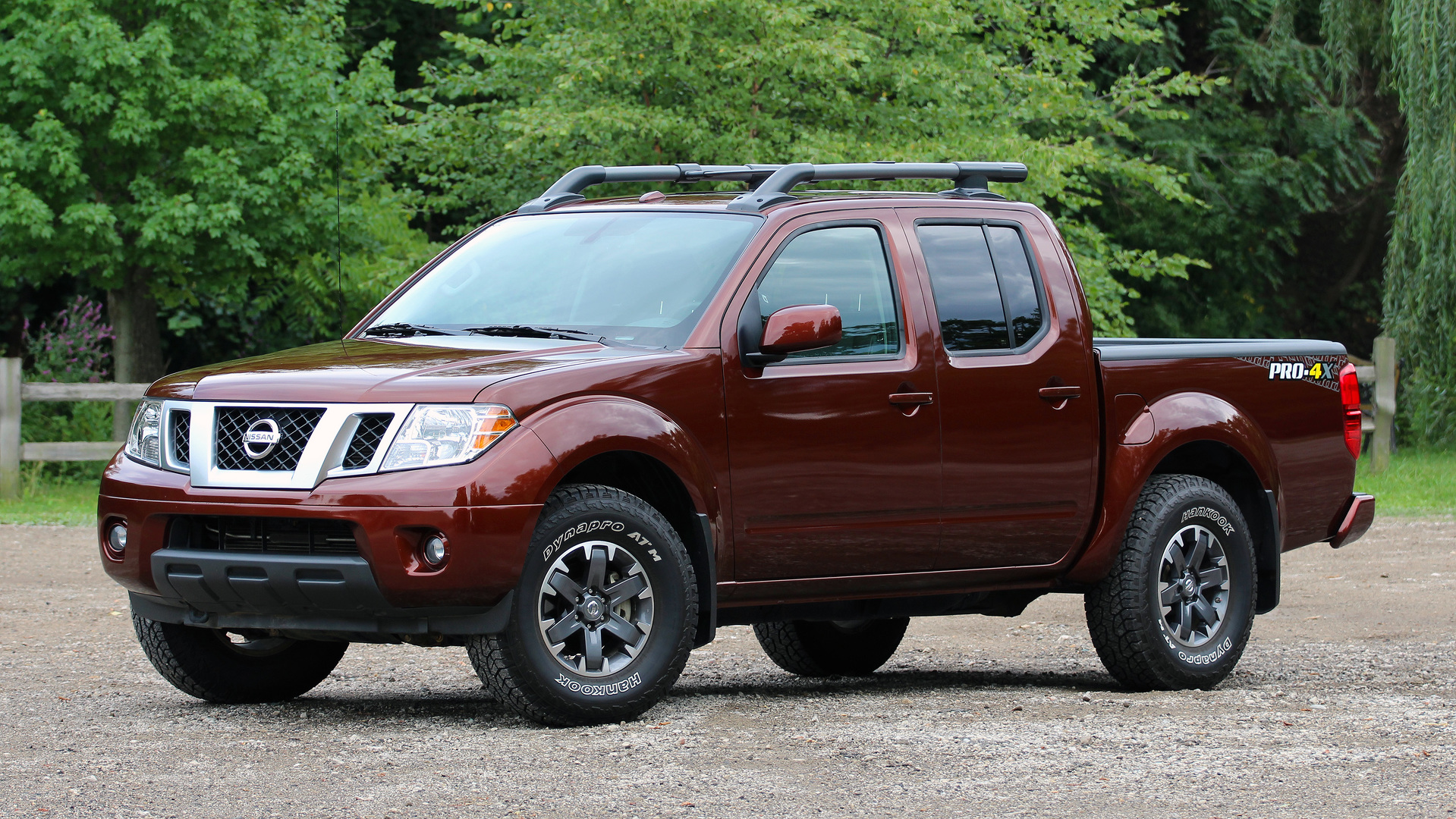 Frontier Pro 4x 2016 >> Review: 2016 Nissan Frontier Pro-4X