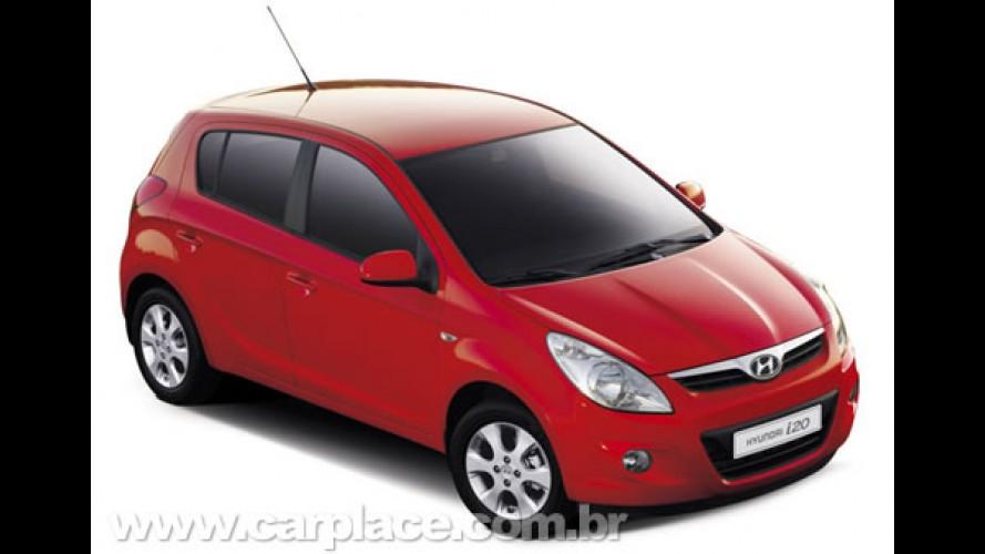 Hyundai apresentará o novo compacto i20 no Salão do Automóvel de Paris