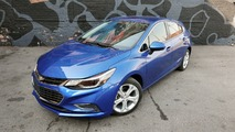 First Drive: 2017 Chevrolet Cruze Hatchback