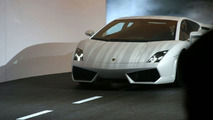 Lamborghini LP560-4 debut in Geneva