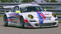 New Porsche 911 GT3 RSR