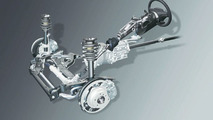 BMW 1 Series front suspension