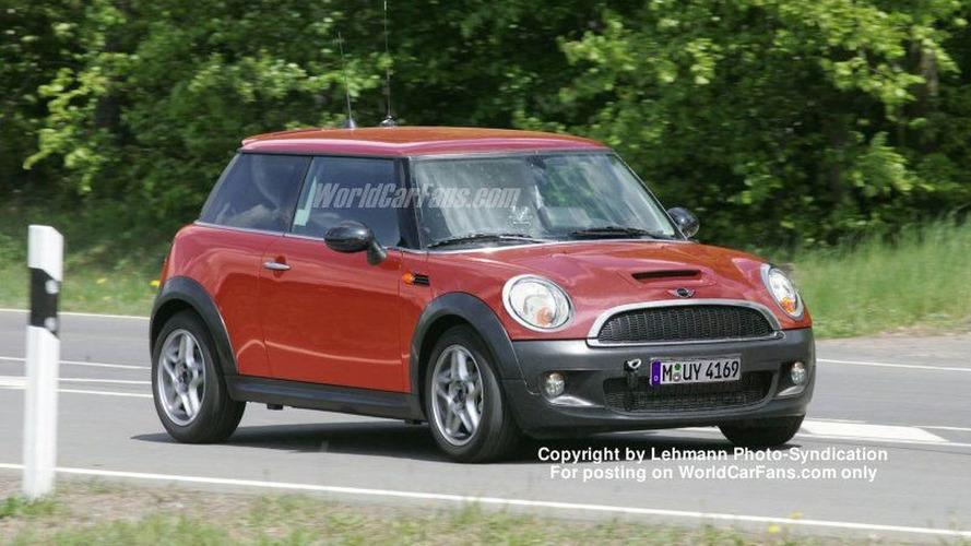 Next Generation MINI Sedan and Wagon Spy Photos