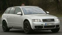Audi Q5 SUV and Next Generation A4 Spy Photos
