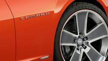 Chevrolet Camaro Convertible Concept Revealed