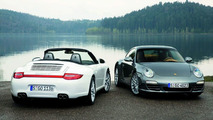 Porsche Spreads 2009 911 Facelift to Carrera 4 and 4S