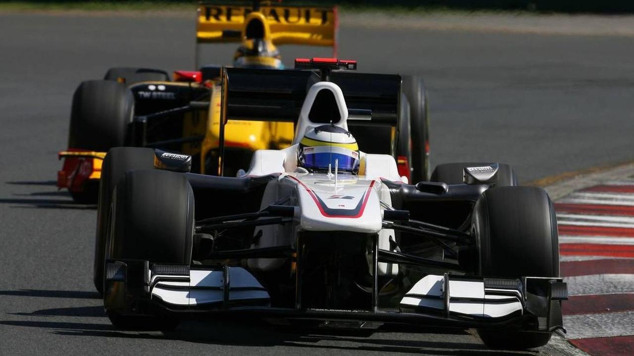 Pedro de la Rosa (ESP), Australian Grand Prix, 26.03.2010 Melbourne, Australia