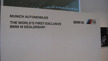 World's first dedicated BMW M Division dealership opens in Singapore 25.07.2010