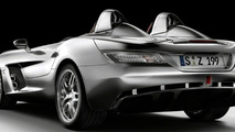 VIDEO: Mercedes SLR Mclaren Stirling Moss
