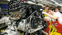 Porsche Cayenne Diesel production
