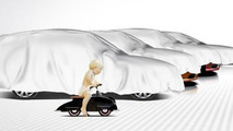Saab mystery concept will preview new styling direction