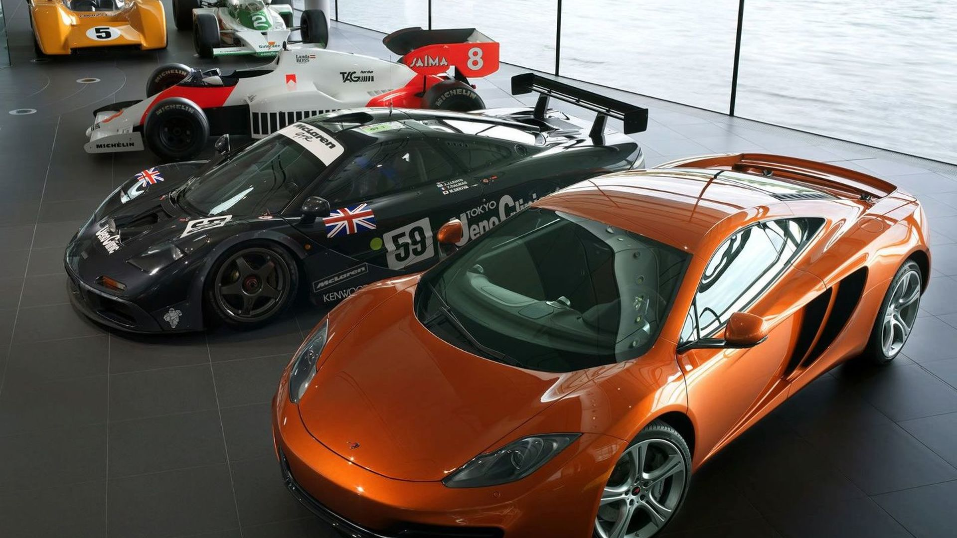 McLaren MP4-12C Confirmed for U.S. as Global Dealer Network is Established