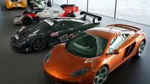 McLaren MP4-12C Confirmed for U.S. as Global Dealer Network is Established