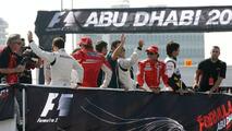 Massa admits Abu Dhabi return chances 'low'