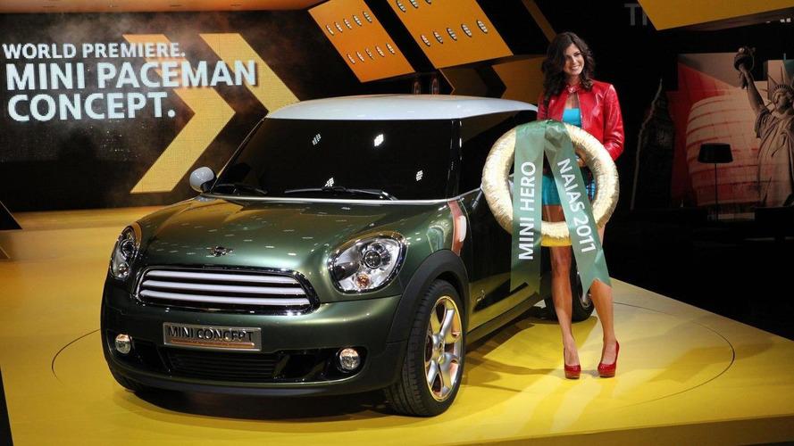 MINI CEO confirms Paceman production