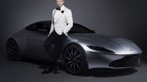 L'Aston Martin DB10 de James Bond débarque à Monaco