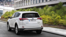 Toyota RAV4 Hybrid (Euro-spec)