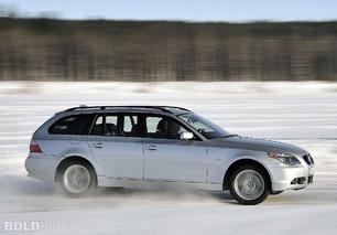 BMW 530xi Touring