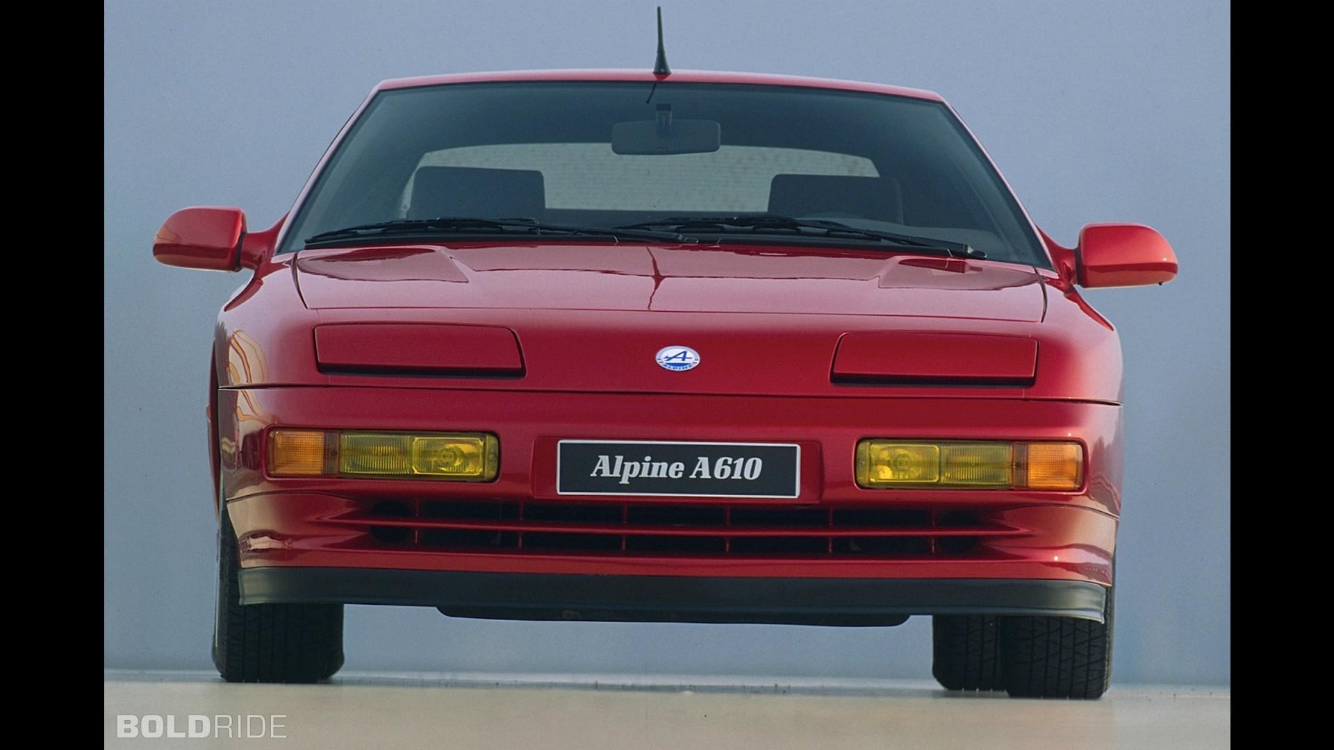 Renault Alpine A610