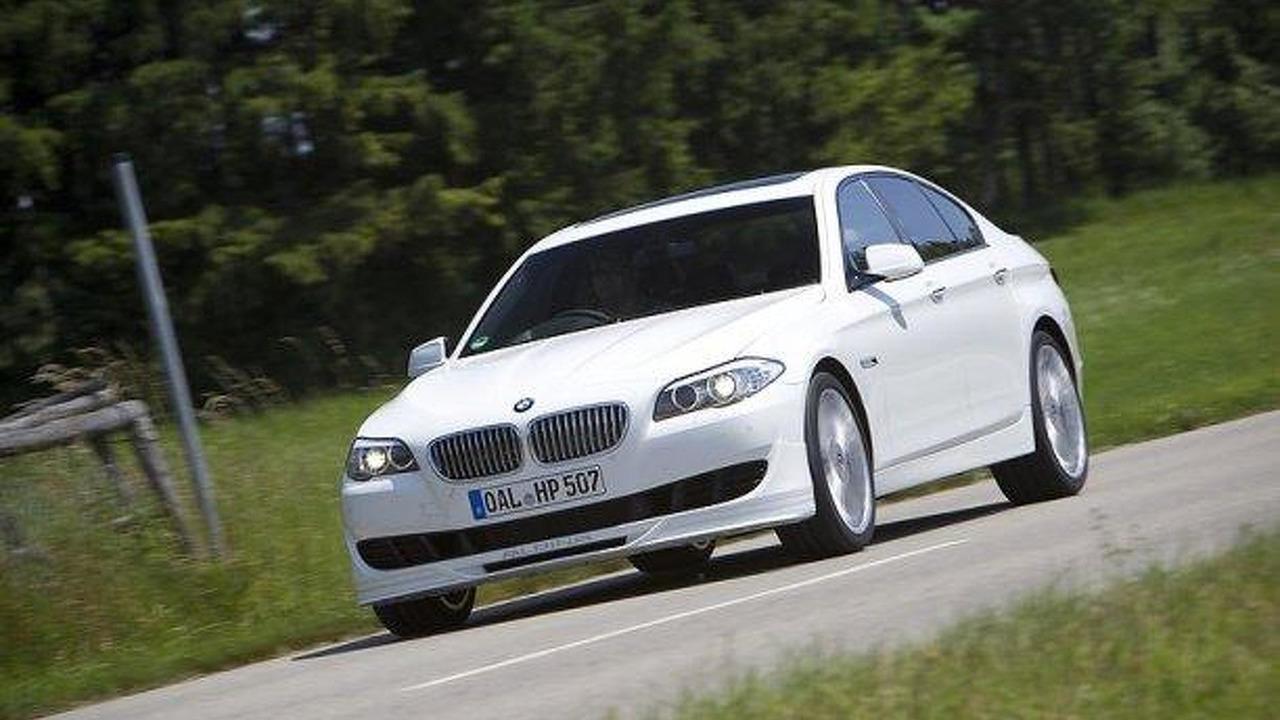 BMW Alpina B5 Biturbo first photos, 612, 02.07.2010