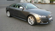 Audi S5 with LED rear lamps
