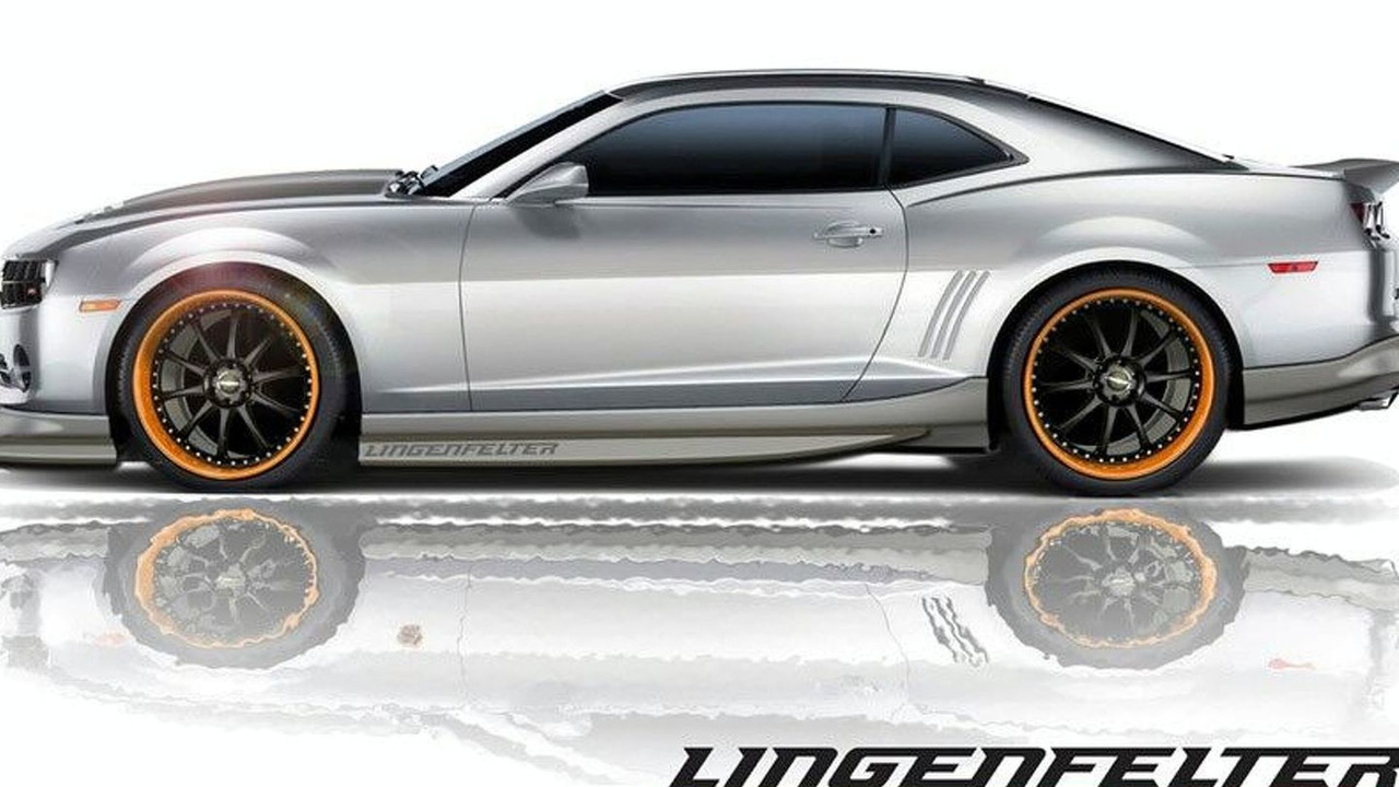 Lingenfelter 2010 Chevy Camaro