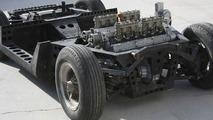 Lamborghini Muira Concept Chassis