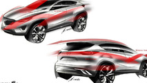 Mazda considering CX-3 compact crossover, rules out Mazda1