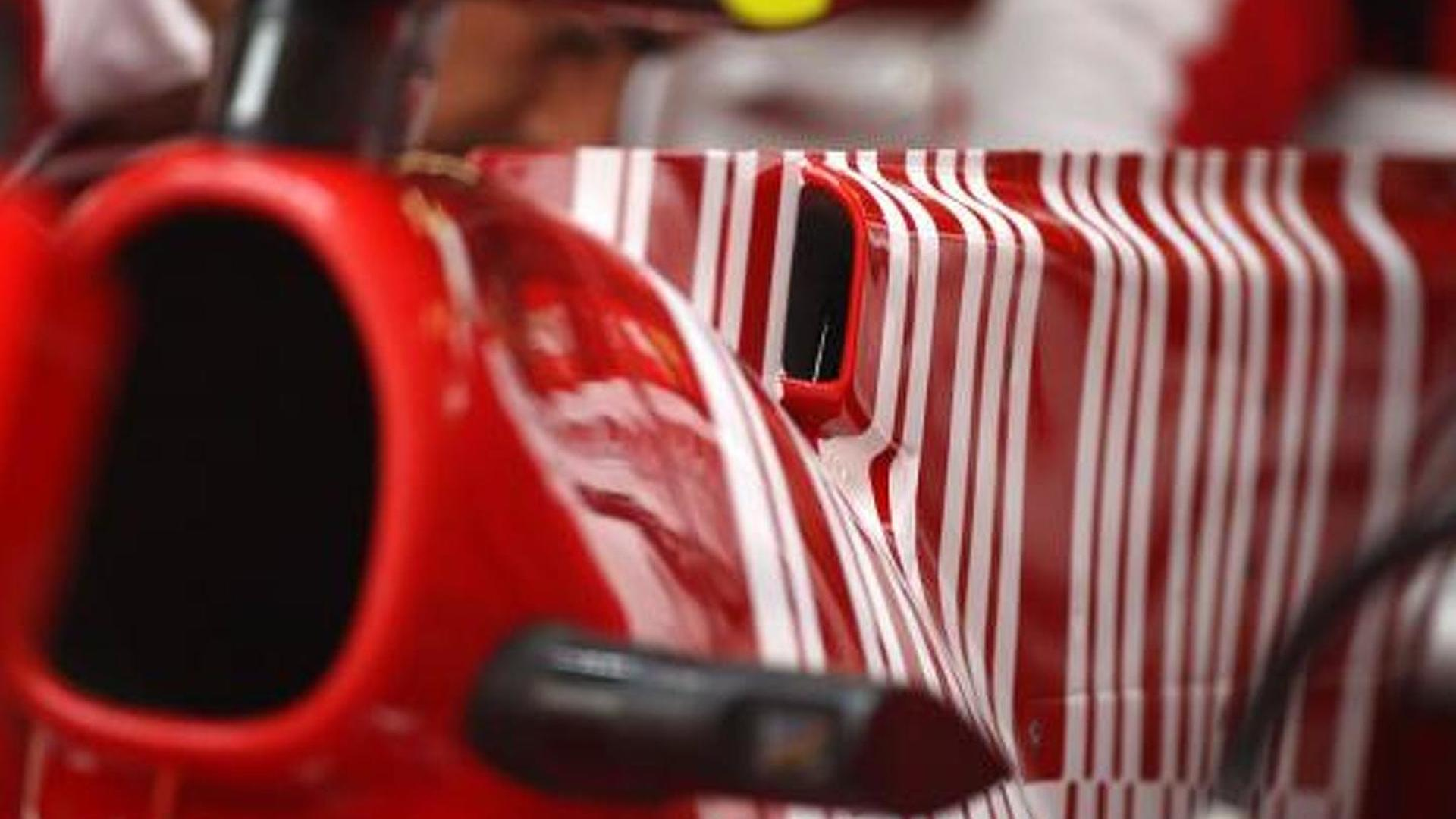 Ferrari to make F-duct easier for drivers