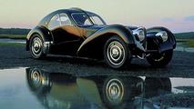 Concorso d'Eleganza Villa d'Este 2009: Bugatti Atlantic 57SC, 1938, owner Ralph Lauren (03/2009), 06.05.2010