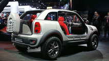 MINI Beachcomber concept production approval likely; Moke revived